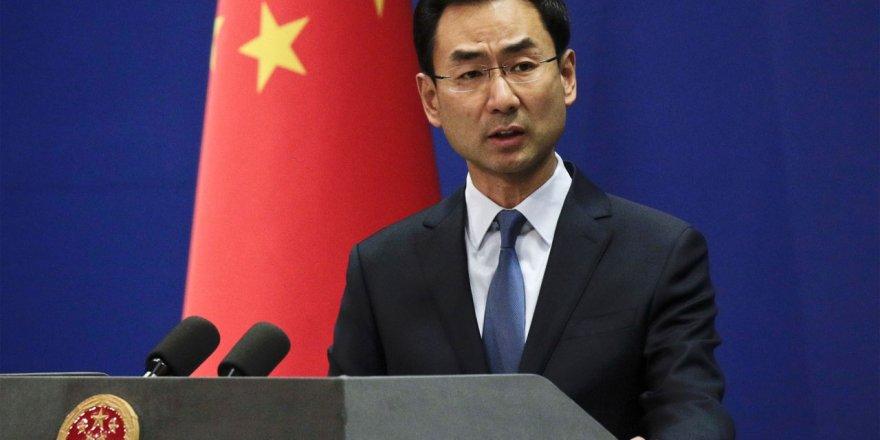 Çin'den Türkiye'ye 'Suriye'deki askeri harekatı durdurun' çağrısı