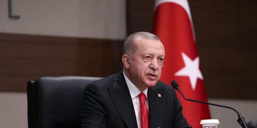 Erdoğan Azerbaycan'da: Ekonomilerimiz üzerindeki döviz baskısını azaltacak önlemleri almalıyız