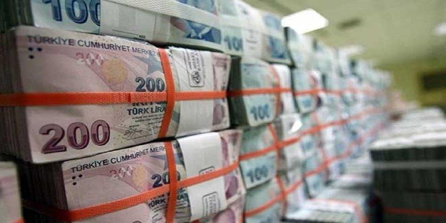 Merkezi yönetim bütçesi ocak-eylül döneminde 85.8 milyar lira açık verdi