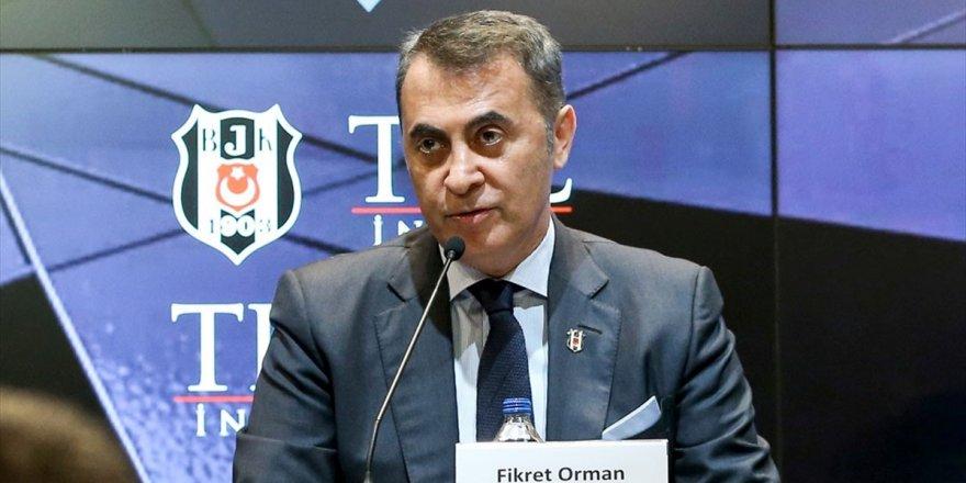 Beşiktaş Kulübü Başkanı Fikret Orman, Yeni Seçilecek Başkanın Emrindeyim