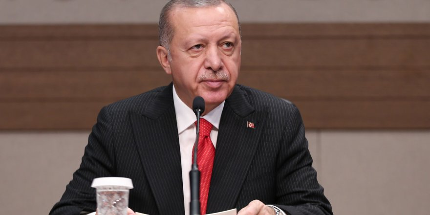 Erdoğan: Trump 'ateşkes ilan edin' dedi, asla ateşkes ilan etmeyiz