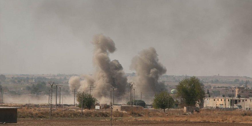 Barış Pınarı Harekâtı'nda 637 Terörist Etkisiz Hale Getirildi