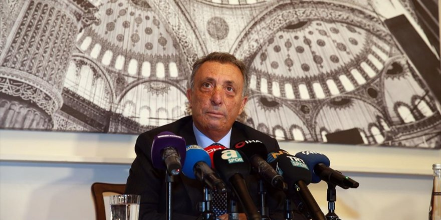 Ahmet Nur Çebi'den Flaş Açıklama! Fikret Orman'a Hakkımı Helal Etmiyorum