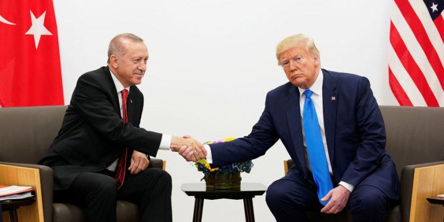 ABD Başkanı Trump'ın, Cumhurbaşkanı Erdoğan'a yazdığı mektup sızdırıldı