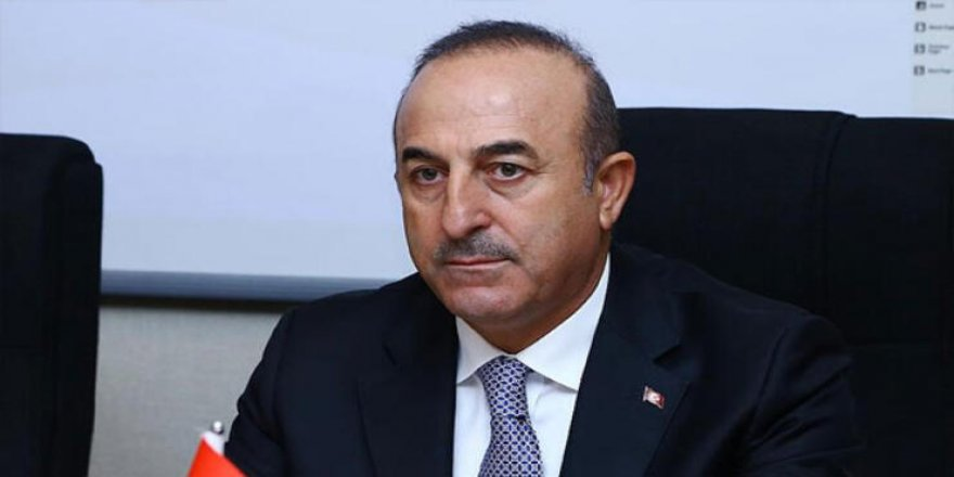 Çavuşoğlu: Rusya, YPG'yi bölgeden çıkartırsa, buna karşı çıkmayız