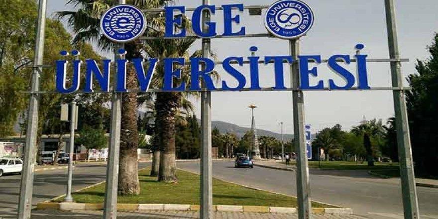 """Ege Üniversitesinde """"Hayalet"""" MYO"""