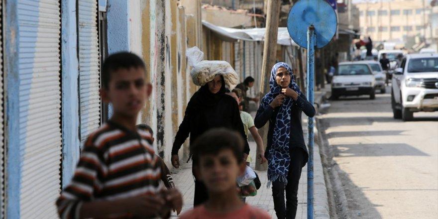 Tel Abyad'da Terörün İzleri Hızla Siliniyor