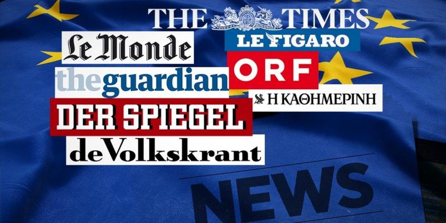 Avrupa Basını: Ypg'lilerin Yarı Devletleri Rojava Artık Yok