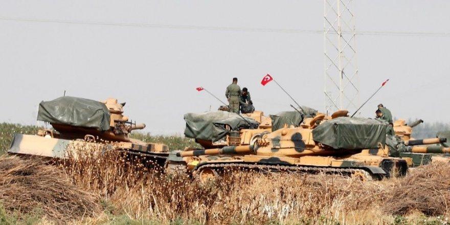 YPG/PKK'lı Teröristlerin Taciz Atışı Devam Ediyor