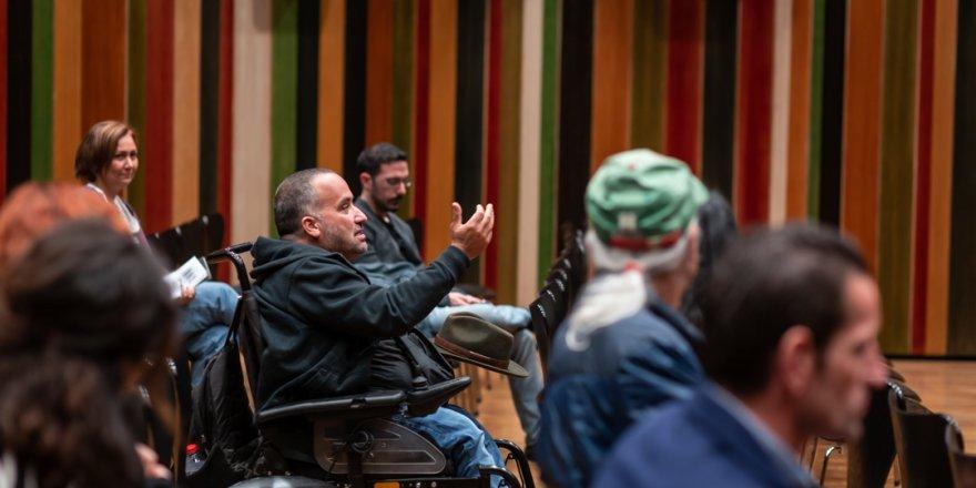 Engelsiz Filmler Festivali Ankara'da Devam Ediyor