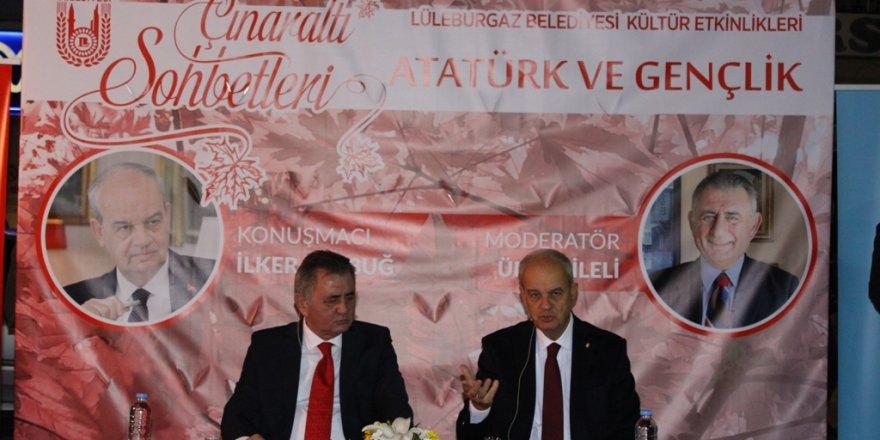 """Başbuğ """"Türk ordusunun arkasında olacağız, destek olacağız"""""""