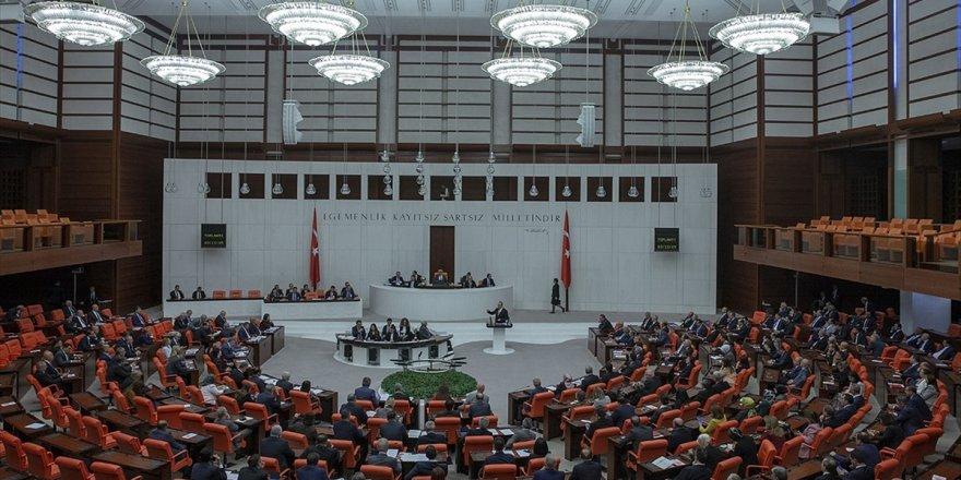 Gazi Mecliste Gündem Cumhurbaşkanlığı Tezkeresi