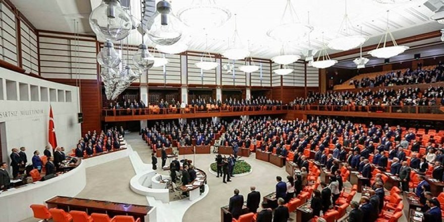 5 partiye Hazine'den 419 milyon lira yardım