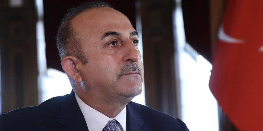 """Çavuşoğlu """"Büyük Bir Oyunu Bozduk"""""""