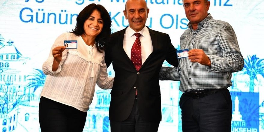 İzmir'de muhtarlara ücretsiz ulaşım hakkı