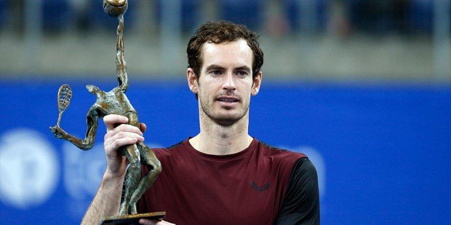 Avrupa Açık turnuvasının galibi Murray