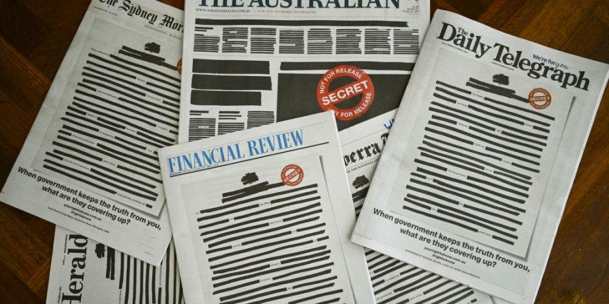 Gazetelerden Hükümete Tepki