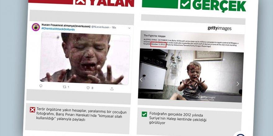 Türk Ordusu Beyaz Fosfor Bombası Kullanıyor Yalanını Bilimsel Analizlerle Boşa Çıkardı