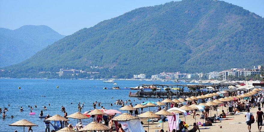 Antalya Turizmde 'Rekora' Doymuyor