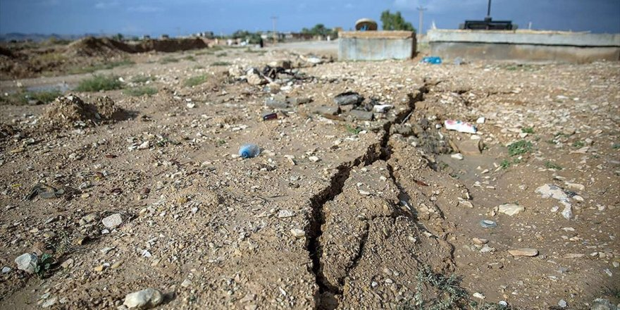 İran'ın Güneyindeki Hürmüzgan Eyaletinde 5,6 Büyüklüğünde Deprem Meydana Geldi