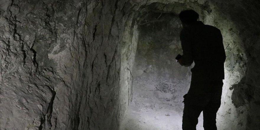 Rasulayn'ı Kaplayan Tünel Sistemi Ortaya Çıkarıldı