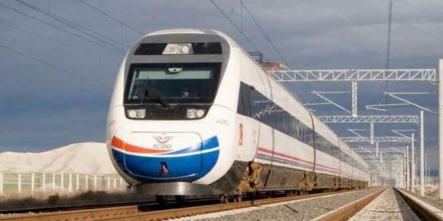 İzmir'e 2023 yılında hızlı tren gelecek!