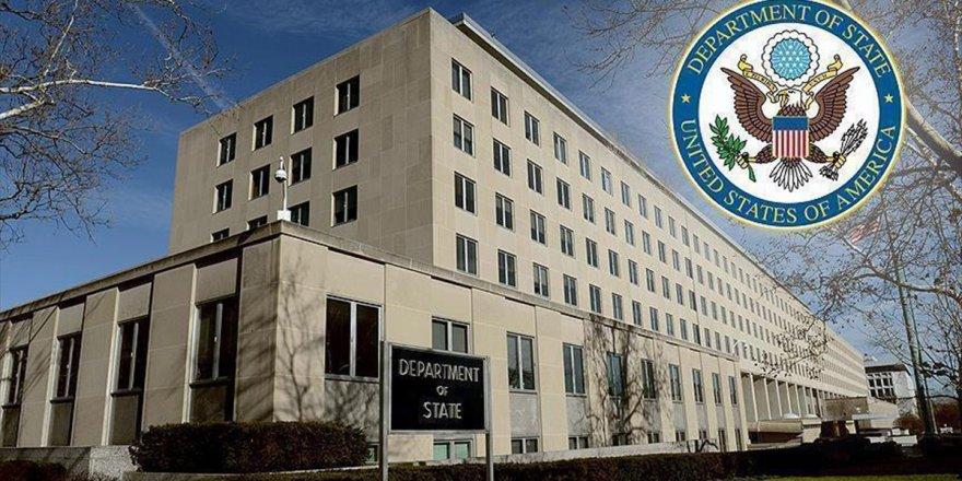 ABD Dışişleri Bakanlığı 'Barış Pınarı Herekatı' Karşıtı Metin Dağıttı