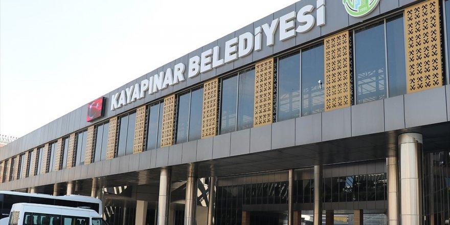 Diyarbakır'da 3 Hdp'li Belediyeye Görevlendirme