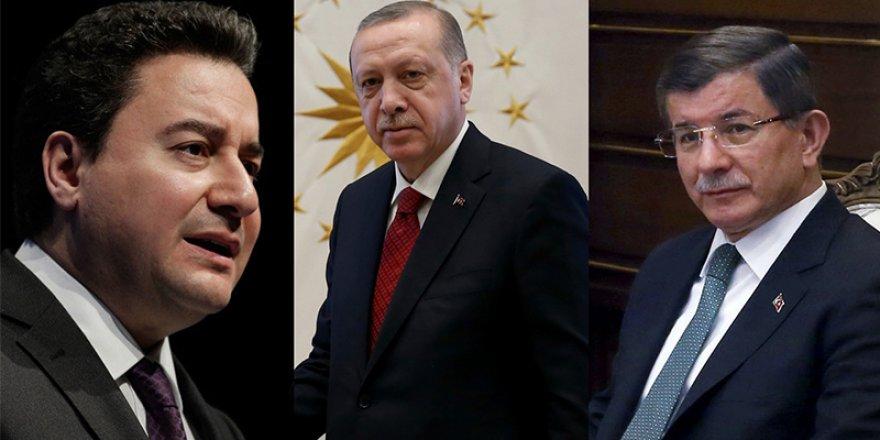 Erdoğan'ın Davutoğlu planı