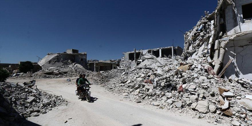 Esed Rejiminden İdlib'e Yeni Saldırı Hazırlığı