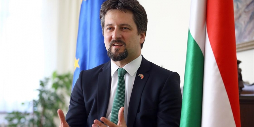 Macaristan'ın Ankara Büyükelçisi Matis: Macarlar Türkiye'yi İkinci Evleri Olarak Görüyor