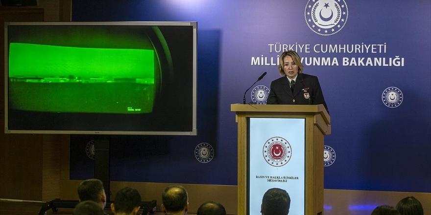 Milli Savunma Bakanlığı: Teröristlerin Bölgeden Çıkarılması Süreci Yakından Takip Ediliyor