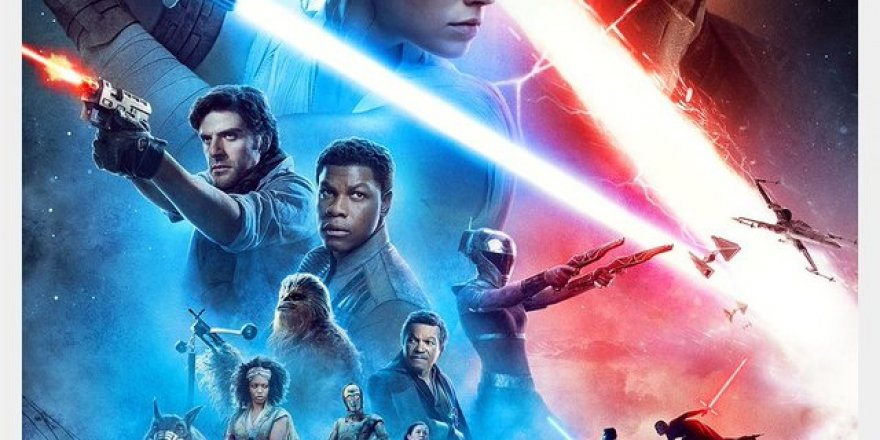 Star Wars: The Rise of Skywalker Final Fragmanı Yayınlandı!