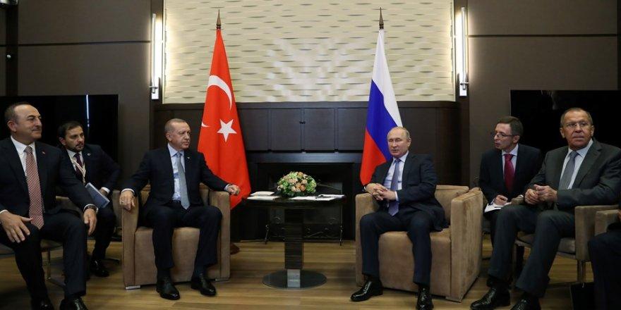 Rusya ve Türkiye Arasında Tarihi Suriye Mutabakatı