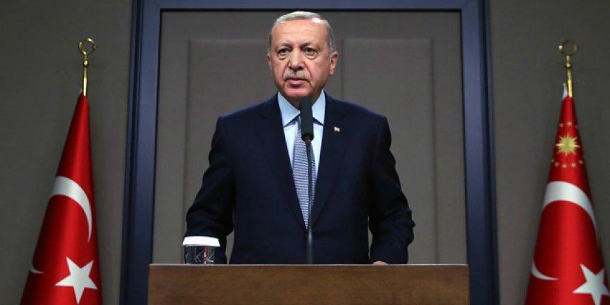 Cumhurbaşkanı Erdoğan: ABD sözünü tam olarak tutmadı