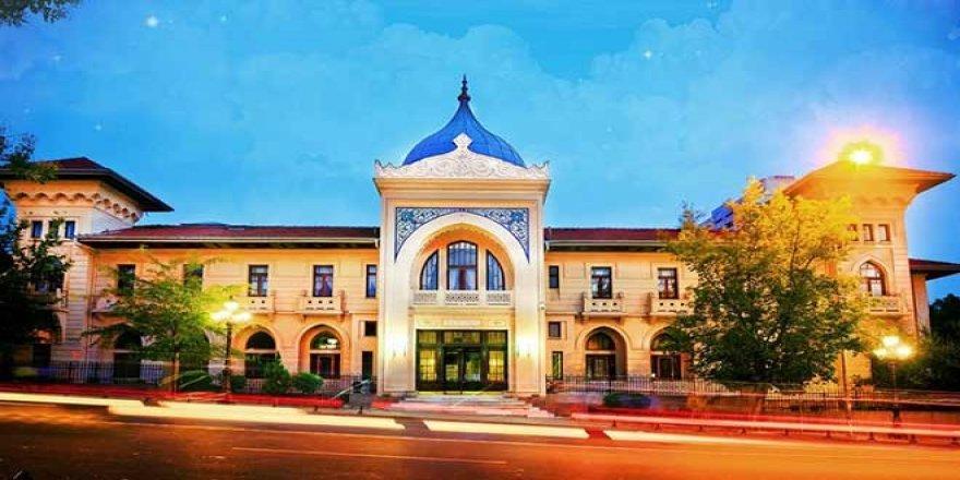 Ankara Palas 'Cumhurbaşkanlığı Müzesi' oluyor