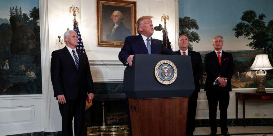 Amerika, Türkiye'ye yönelik yaptırımları kaldırdı