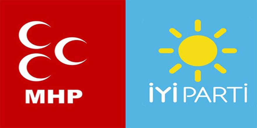 MHP milletvekili sayısı 50 oldu, İYİ Parti 41'e düştü