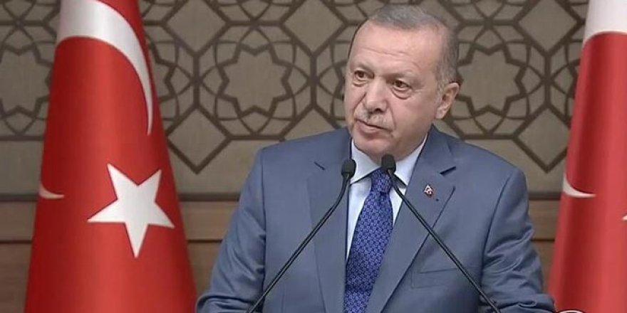 Cumhurbaşkanı Erdoğan: Uluslararası bir mücadelenin içindeyiz, yedi düvel adeta saldırıyor