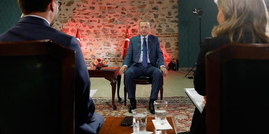 Cumhurbaşkanı Erdoğan: Amerika'nın Mazlum Kod Adlı Teröristi Bize Teslim Etmesi Lazım