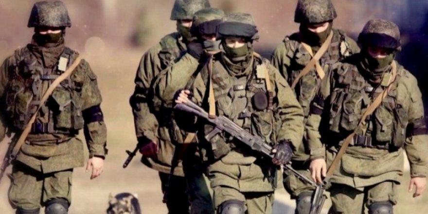 Rusya'da bir asker dehşet saçtı: 8 Rus Askeri öldü