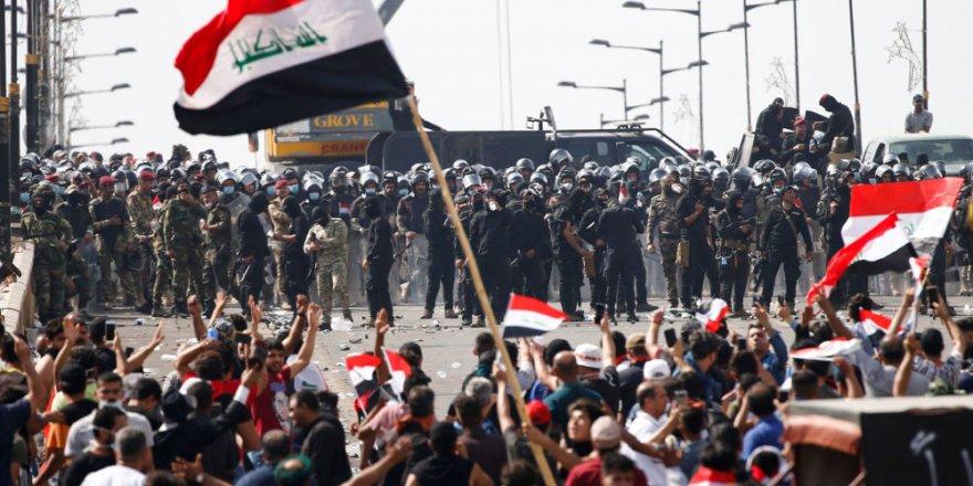 Irak'ta 2. protesto dalgası