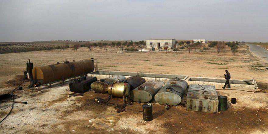 Suriye'de Petrol Savaşları