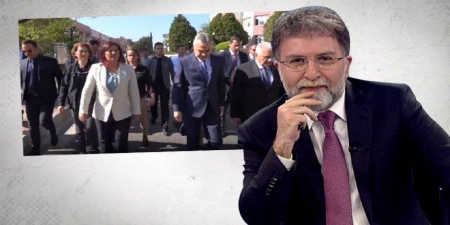 Ahmet Hakan: Mustafa Savaş, Özlem Çerçioğlu'na omuz ya da dirsek attıysa...