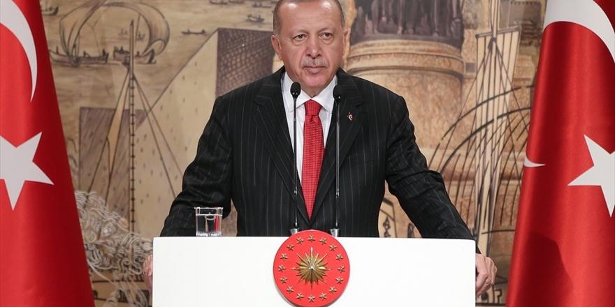 Cumhurbaşkanı Erdoğan: İstiklal Harbimizin Benzerini Farklı Yöntemlerle Veriyoruz