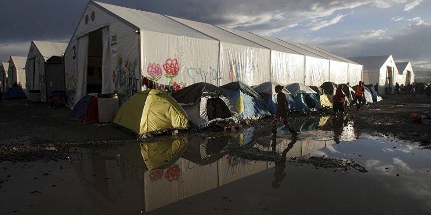 Avrupa Konseyi'nden Yunanistan'a 'göçmenlerin koşullarını iyileştirme' uyarısı
