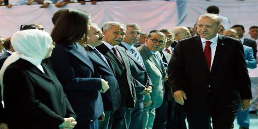 Arınç'tan Erdoğan'a açık sitem