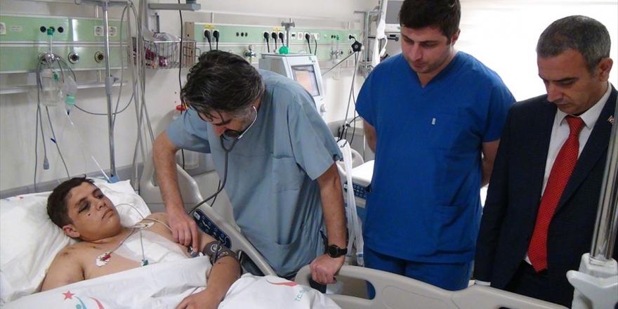 Rasulaynlıların Yaraları Şanlıurfa'da Sarılıyor