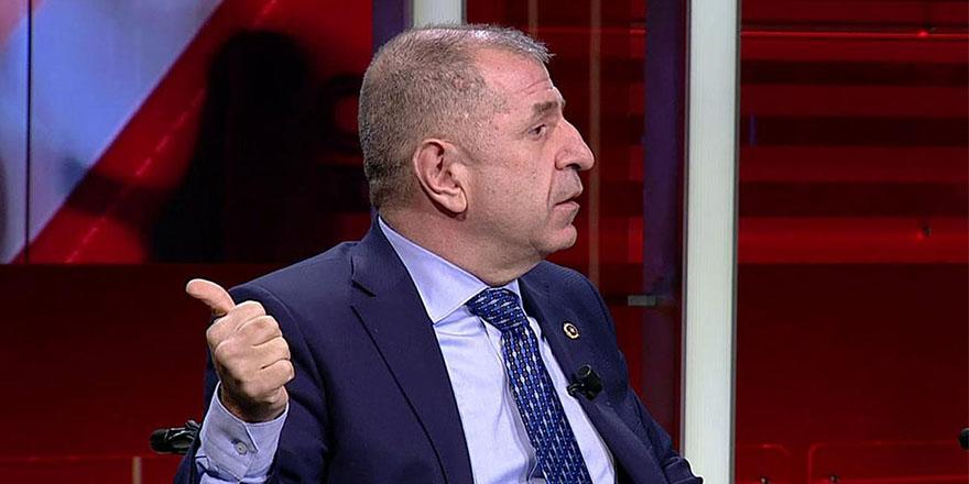 Özdağ'dan Kılıçdaroğlu'na tepki: Biri Kemal Bey'e hatırlatmalı