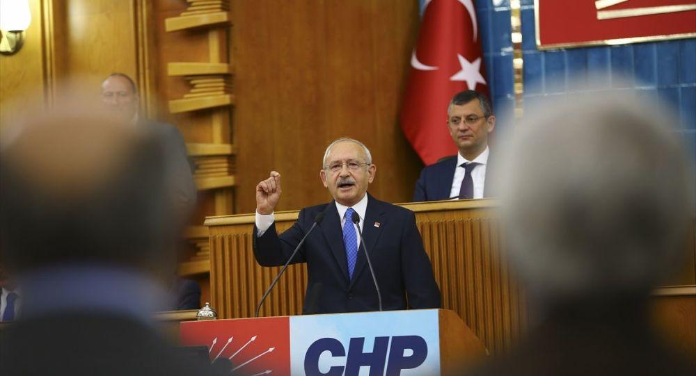 Kılıçdaroğlu'na göre Suriye Politikasında yapılan 7 stratejik hata